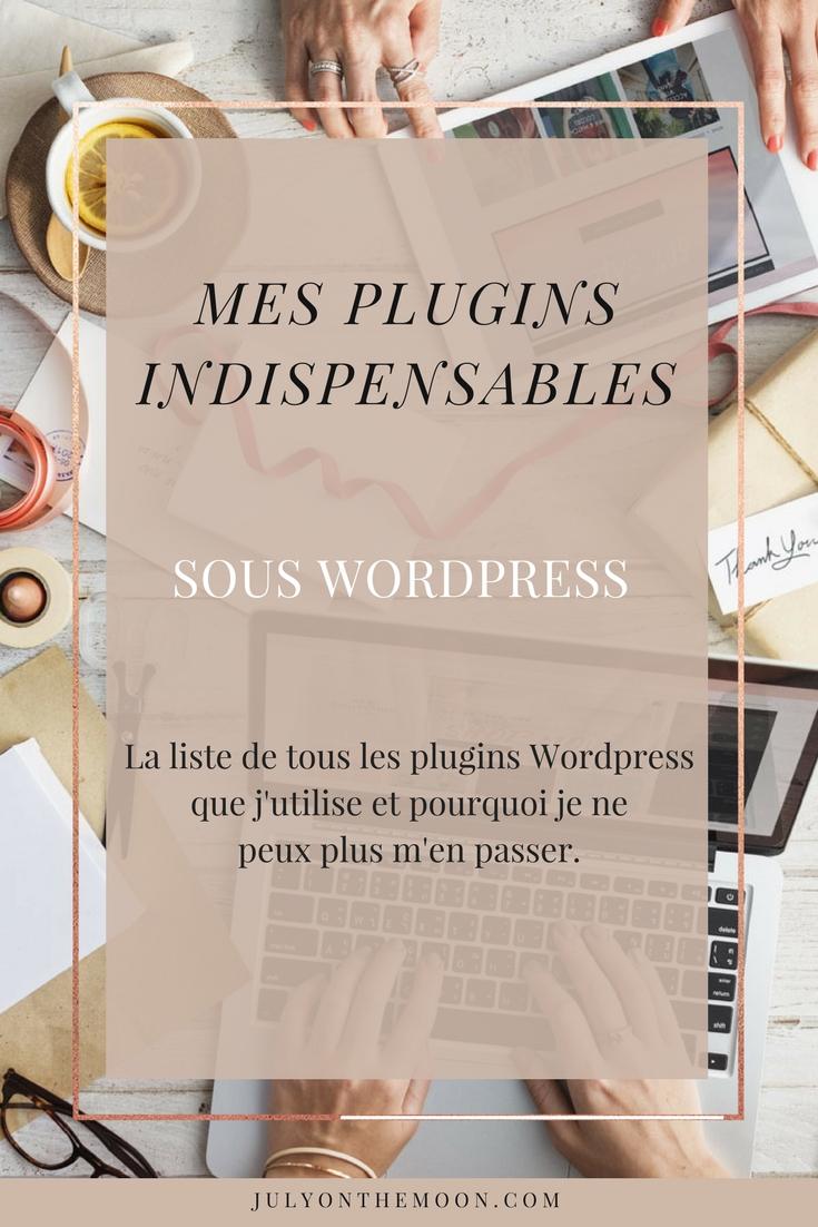 blog webdesign tutoriel wordpress migration plugins indispensables