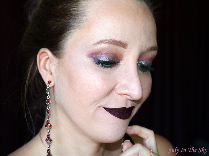 blog beauté lip lustre lasplash dia de los muertos valentina