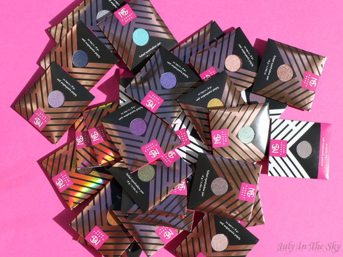 blog beauté fard makeup geek eyeshadow foiled pressed duochrome avis test