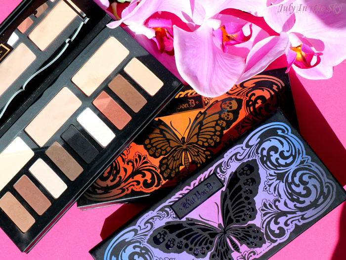 blog beauté the perfect palette tag kat von d