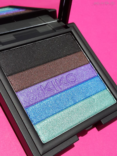 blog beauté the perfect palette tag kiko