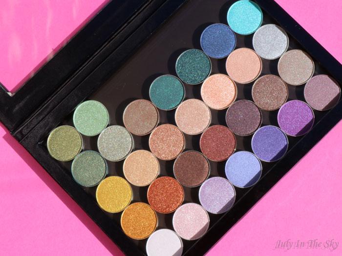 blog beauté the perfect palette tag makeup geek