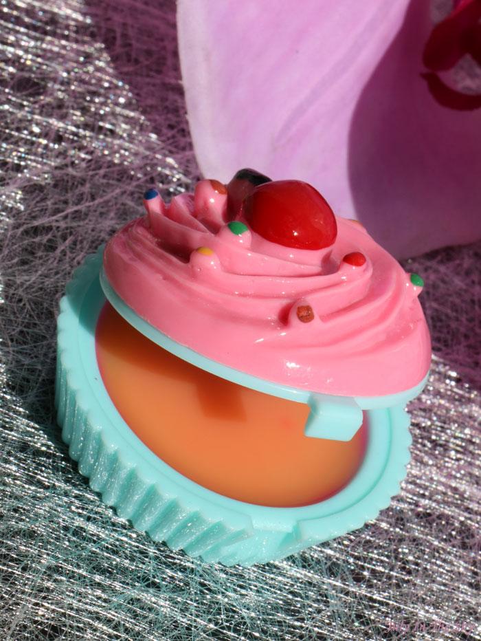 blog beauté holika holika baume à lèvres dessert time