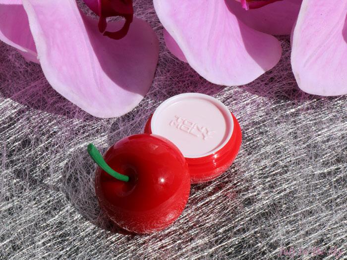 blog beauté tony moly baume à lèvres mini berry