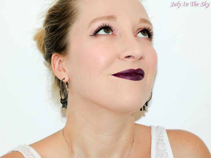 blog beauté mac rouge à lèvres Instigator Mac