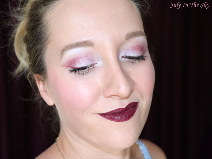 blog beauté BH Cosmetics Galaxy Chic make-up