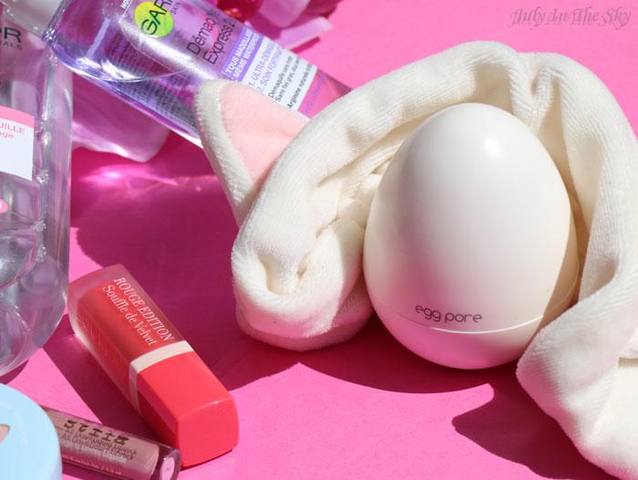 blog beauté favoris hiver souffle de velvet bourjois stila eternal love egg pore tony moly
