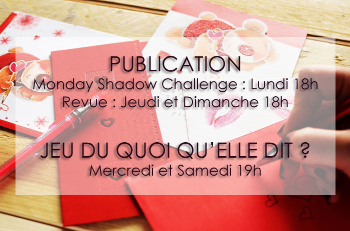 blog beauté anniversaire concours