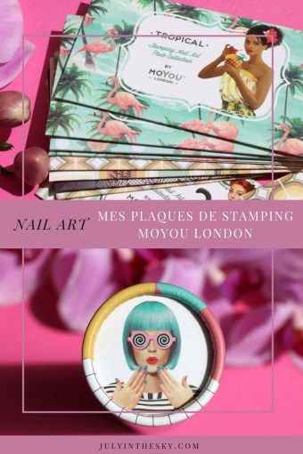 blog beauté nail art moyou london stamping plaque