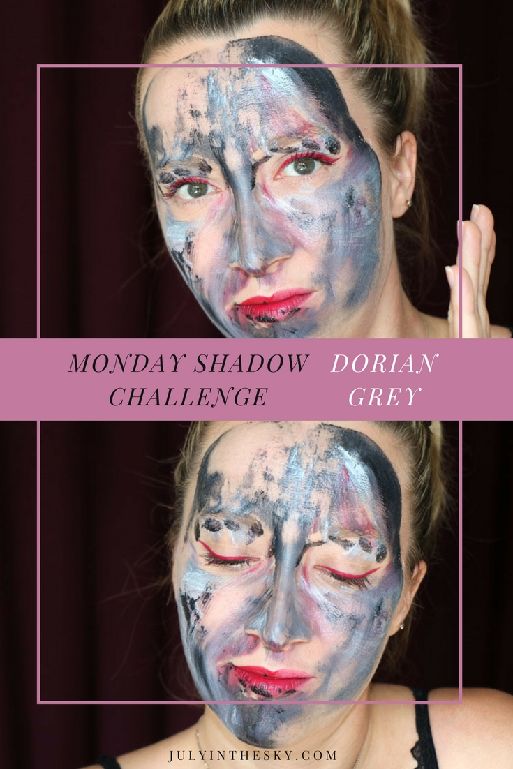 blog beauté maquillage monday shadow challenge grey gris dorian