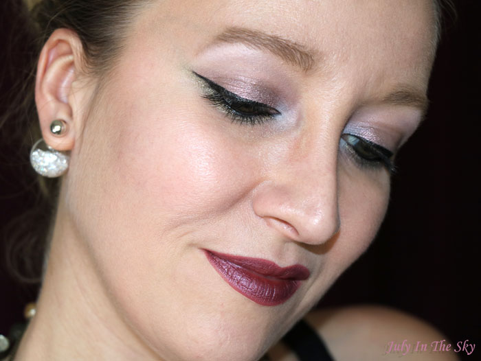blog beauté lime crime perlees charmed swatch superfoil barbarella electric avis