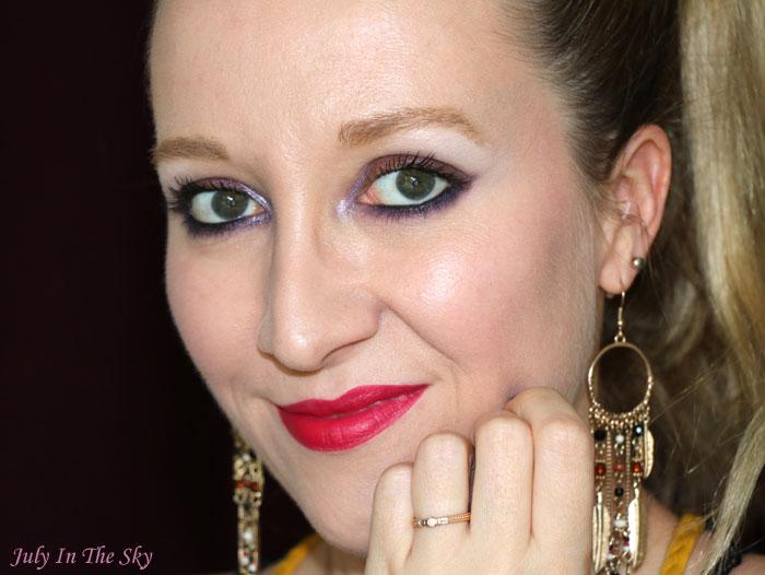 blog beauté kiko velvet passion matte lipstick sangria