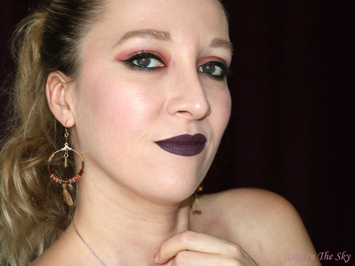 blog beauté lime crime velvetines matte metallic jinx