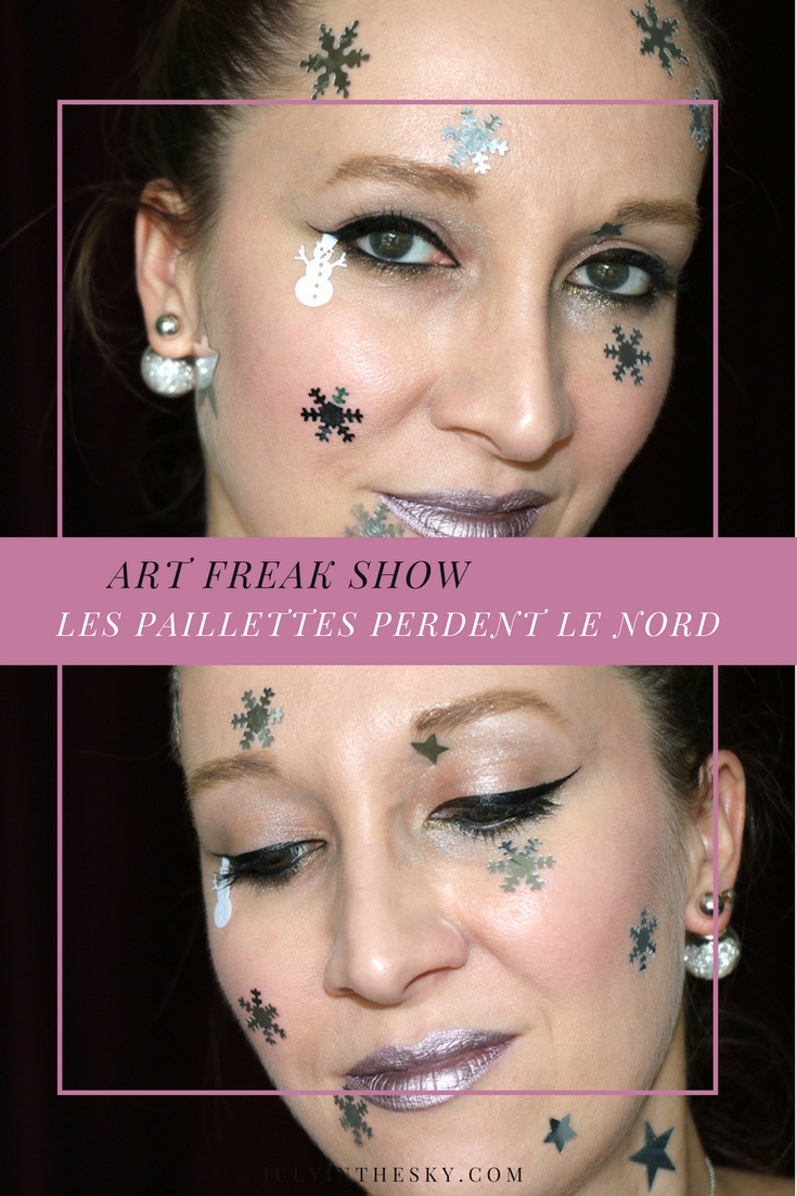 blog beauté art&freak royaume du nord