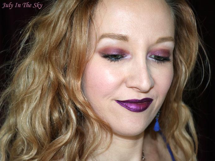 blog beauté ColourPop super shock cheek silky sweet swatch