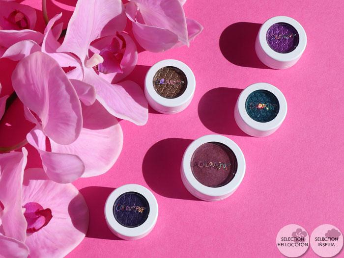 ColourPop : les Super Shock, ombre et highlighter hauts en couleur