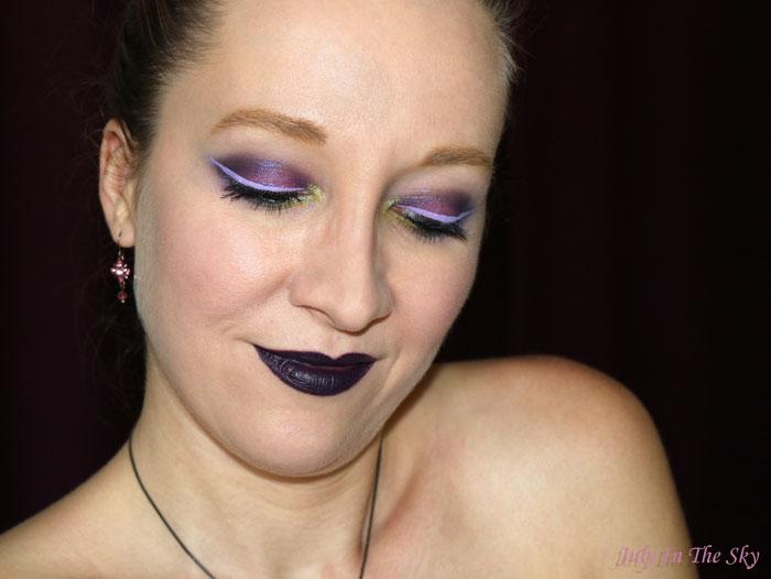 blog beauté ColourPop super shock dare lace swatch