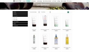 blog beauté livraison frais expédition dom tom nohem