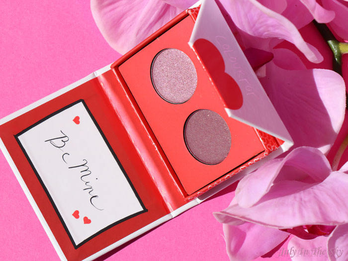 blog beauté Colourpop duo two to tango