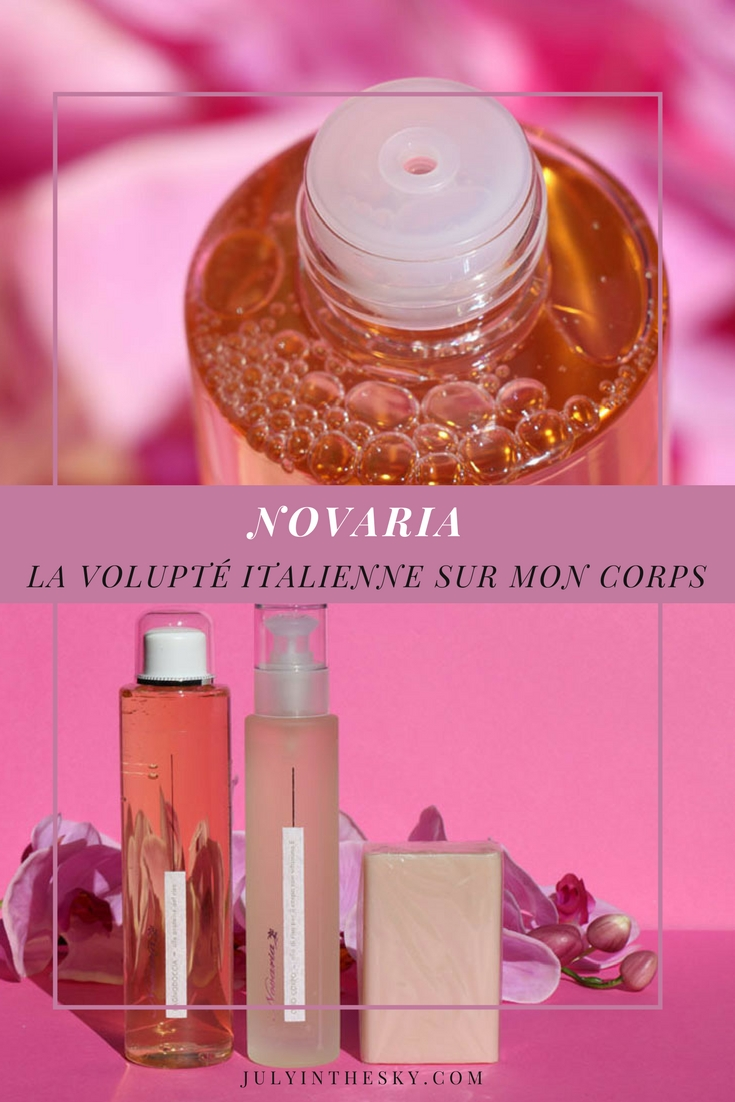 blog beauté novaria avis test