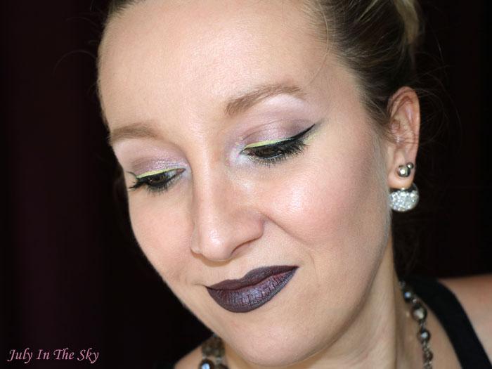 blog beauté nyx vivid brights liner escape