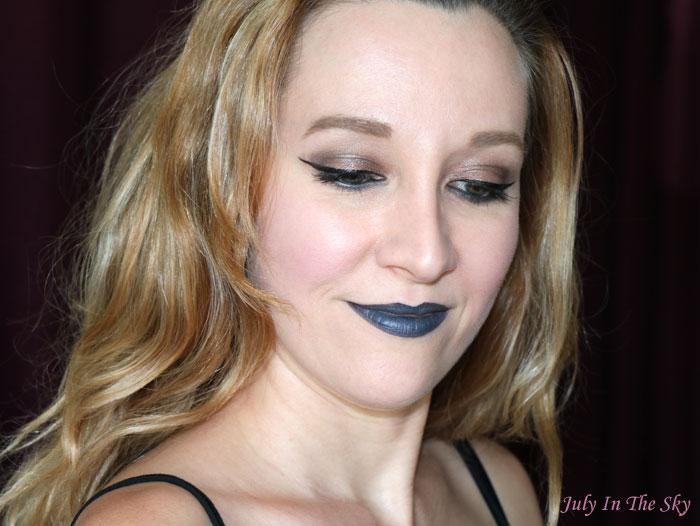 blog beauté kiko velvet matte lipstick crazy colours 324 slate grey