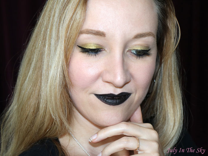blog beauté kiko velvet matte lipstick crazy colours 325 black