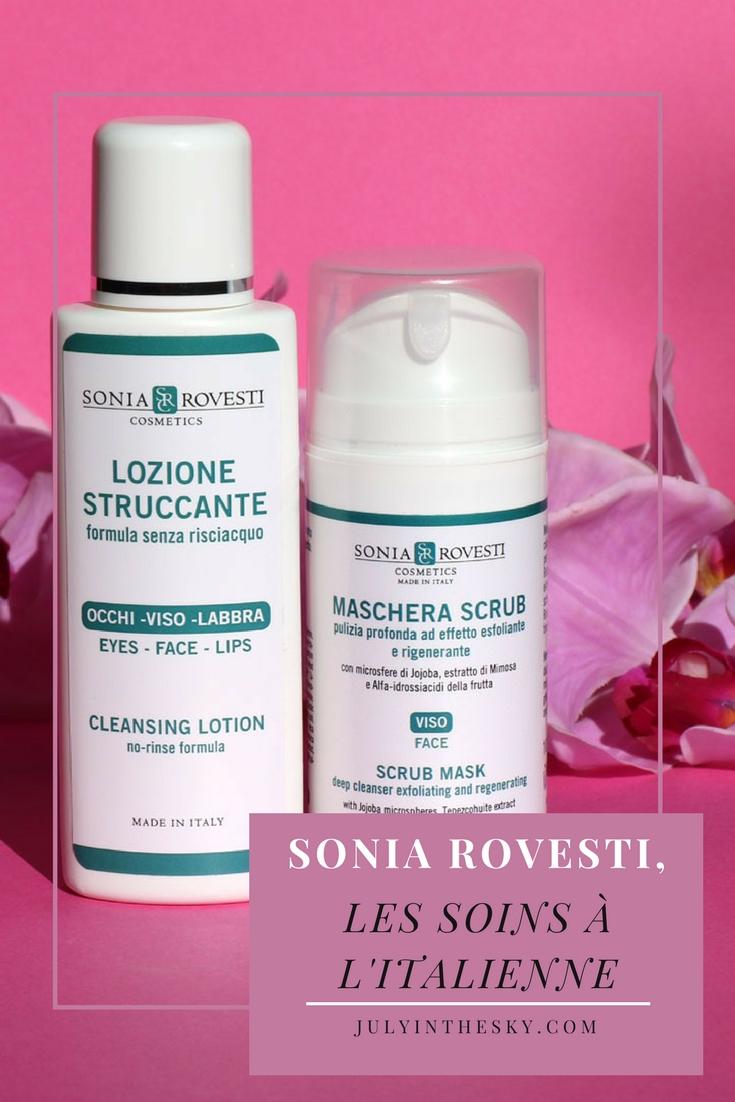blog beauté sonia rovesti lotion demaquillante masque scrub