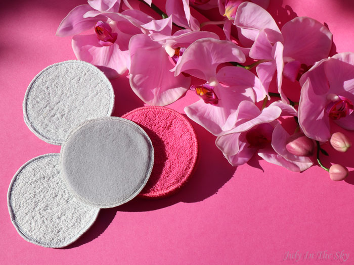 blog beauté clarange coton démaquillant lavable