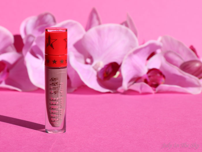 blog beauté jeffree star velour liquid lipstick sagittarius