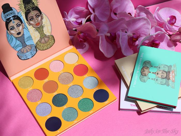 blog beauté juvia's place the magic palette