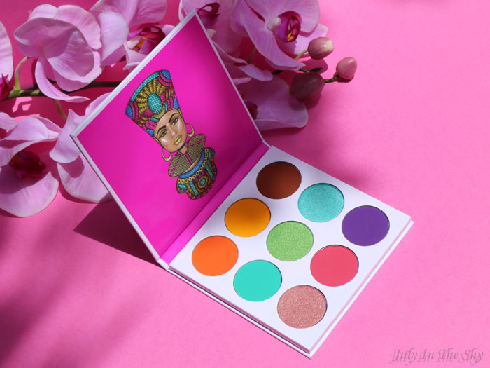 blog beauté juvia's place the zulu palette
