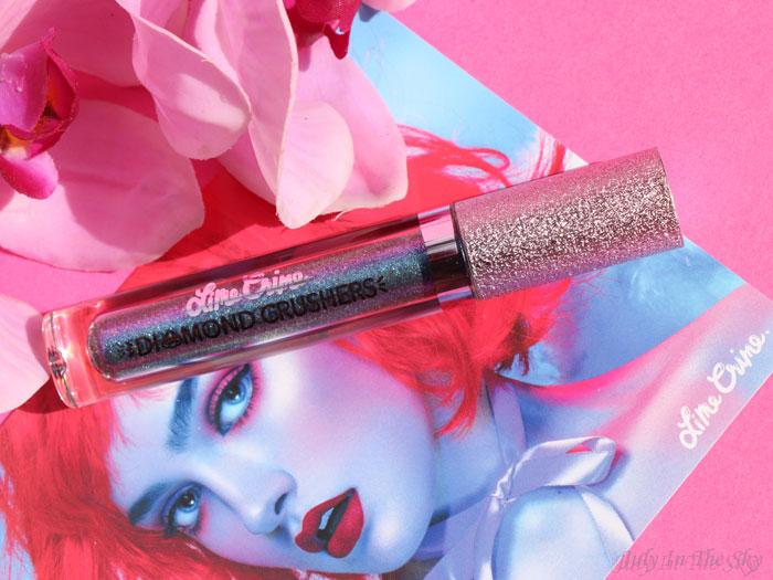 blog beauté lime crime diamond crushers black unicorn