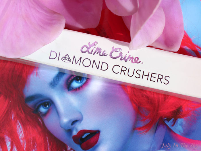 blog beauté lime crime diamond crushers black unicorn