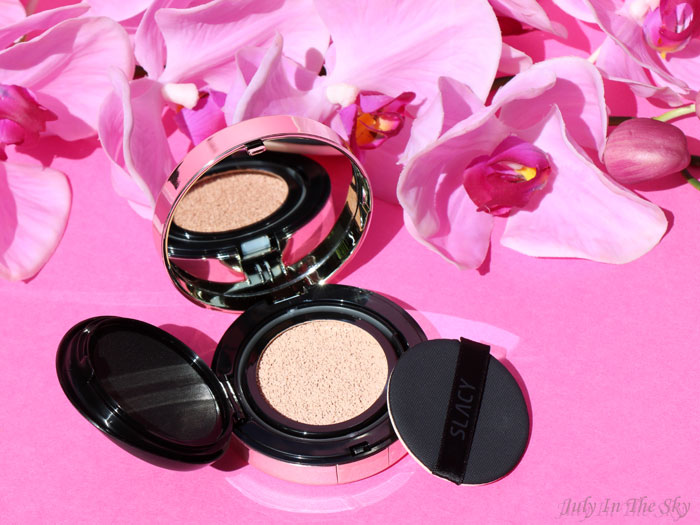 blog beauté slacy cushion voie lactée milky way kbeauty
