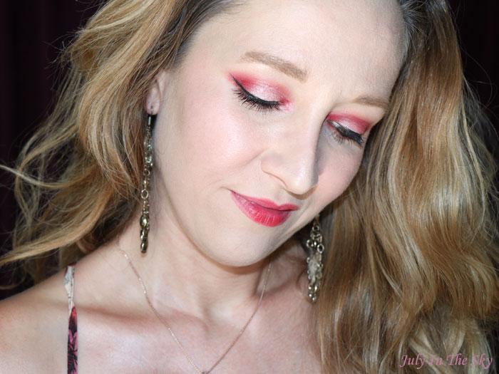 blog beauté sugarpill love+ poison plum eyeshadow pan