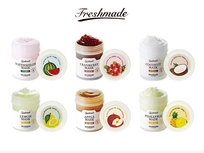 blog beaité masque freshmade skinfood