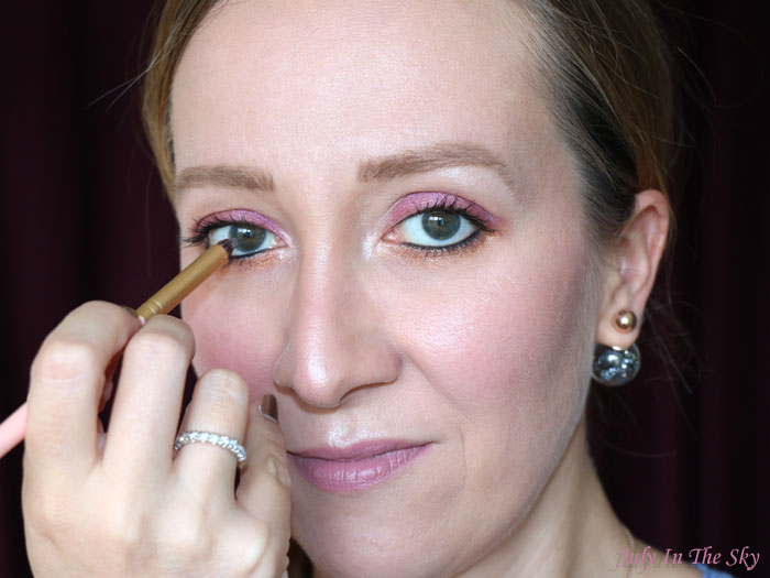 blog beauté E.L.F., eyes, lips, face, tutoriel, day & night, make-up