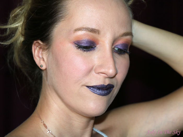 blog beauté matte lip paint coloured raine galaxy