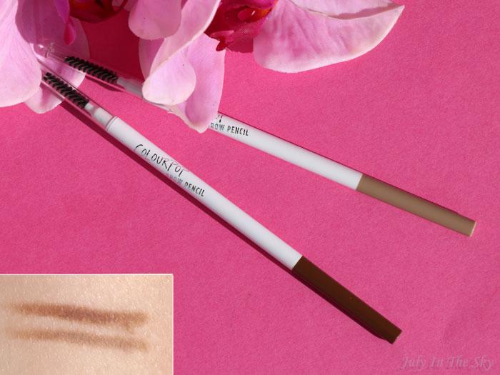 blog beauté ColourPop Brow Pencil Blondie Dope Taupe