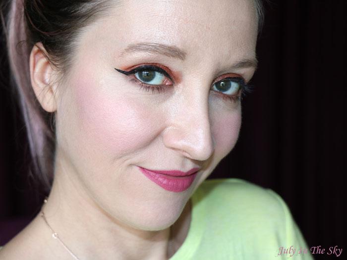 blog beauté ColourPop lippie stix After Shock