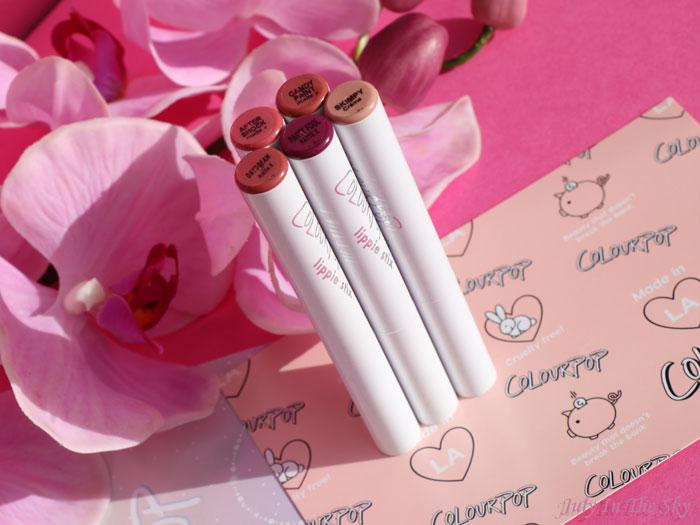 blog beauté ColourPop lippie stix
