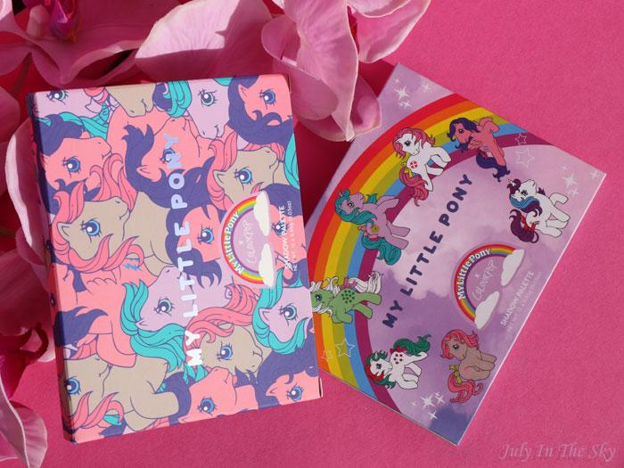 blog beauté ColourPop My Little Pony