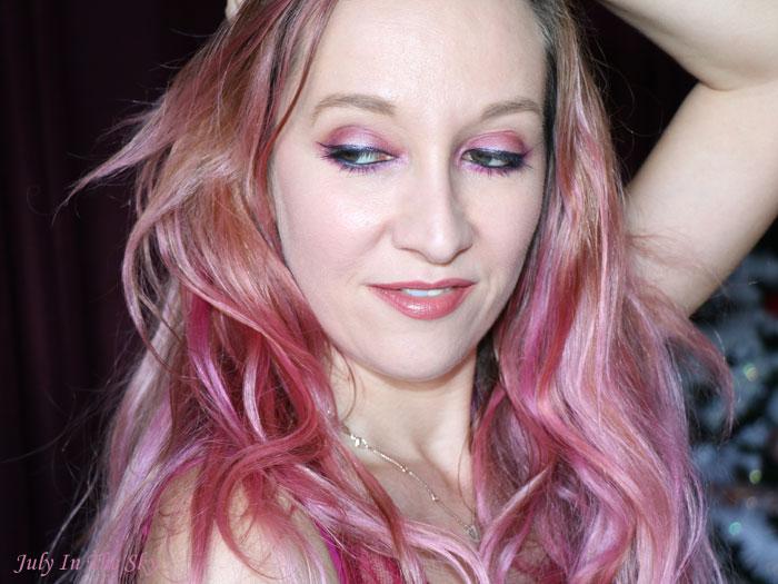 blog beauté colorista L'Oréal washout 1 week color pastel dirtypink