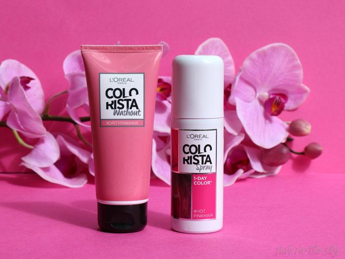 blog beauté colorista L'Oréal