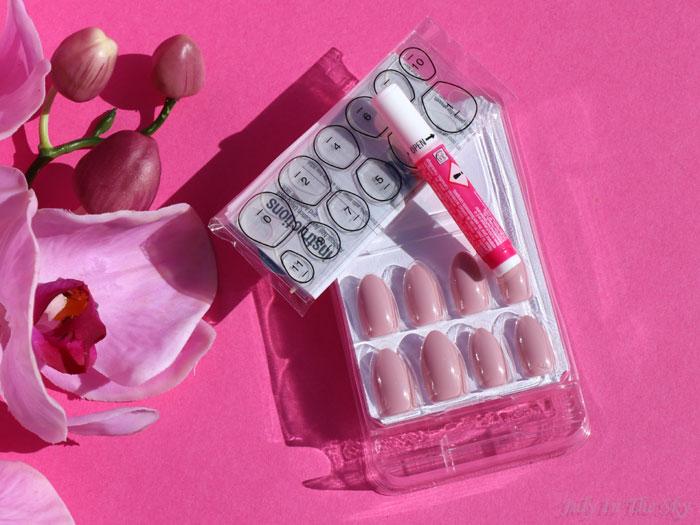 blog beauté manucure kiss gel fantasy faux-ongles avis