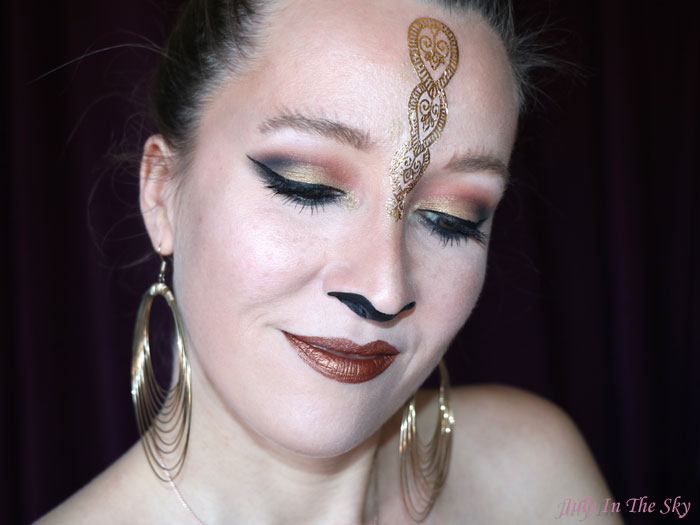 blog beauté RDV Beauté maquillage tutoriel zodiaque lion