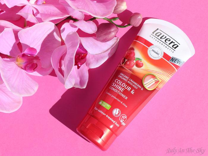 blog beauté colour and shine conditioner lavera après-shampooing protection couleur bio avis