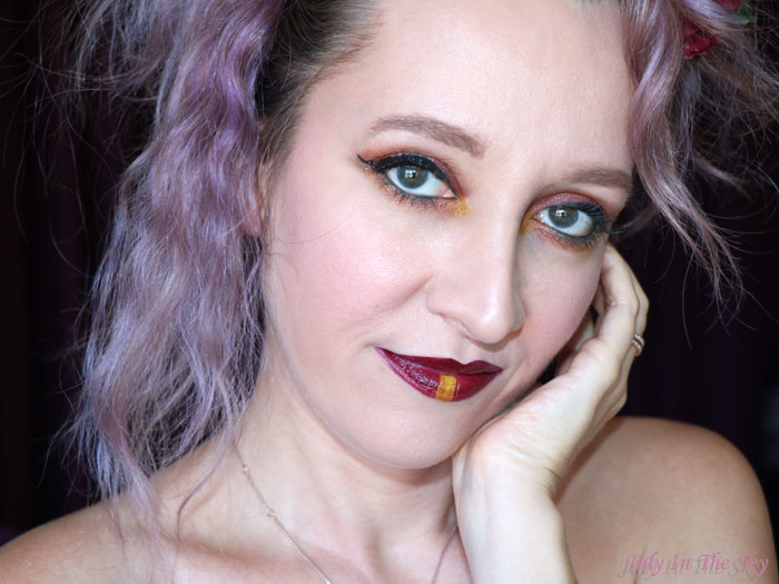 Monday Shadow Challenge : Spicy Marsala
