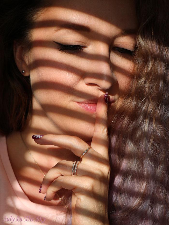 blog beauté tutoriel photographie nail art jeu lumière